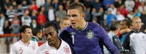 Serbia U21 v England U21 - Under 21 European Championship Play Off Second Leg